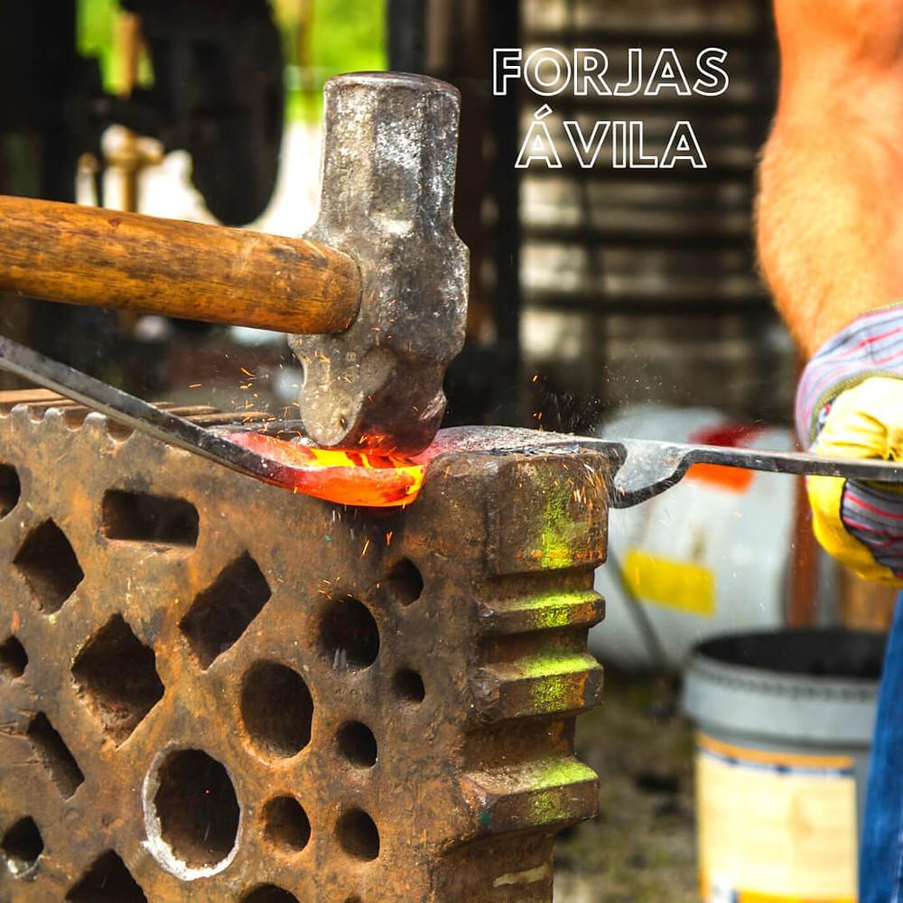 Restauración Forja Badajoz