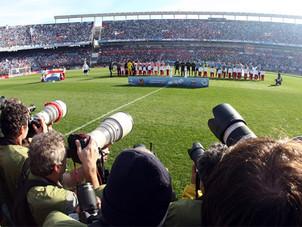 O Fotógrafo de Esportes e seus equipamentos