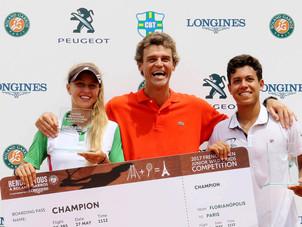 Florianópolis recebeu o 3º Rendez-vous à Roland-Garros