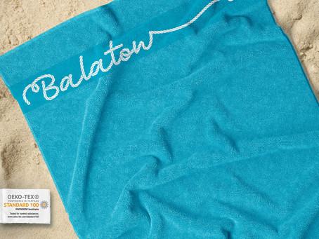 Mondj igent a Balatonra!