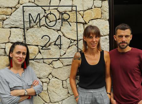 Mór24 - Tapas, bor, lazítás