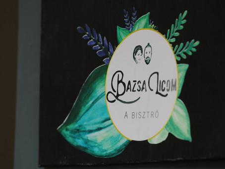 BazsaLicom - A bisztró