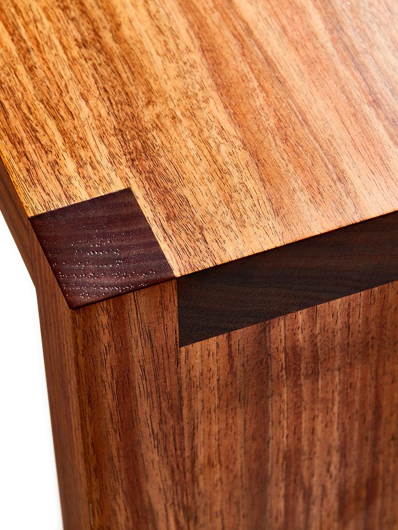 Blackwood Table Detail