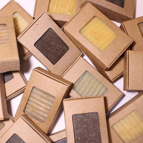 SALE 5 Organic Bar Soaps