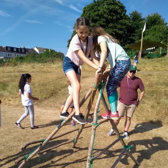 Our ladder challenge