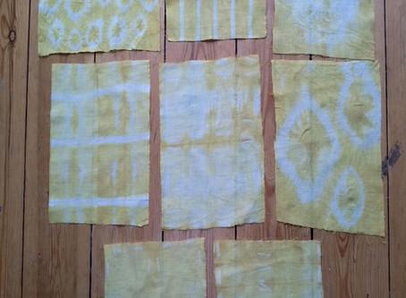 Shibori - Japanese Tie-Dye