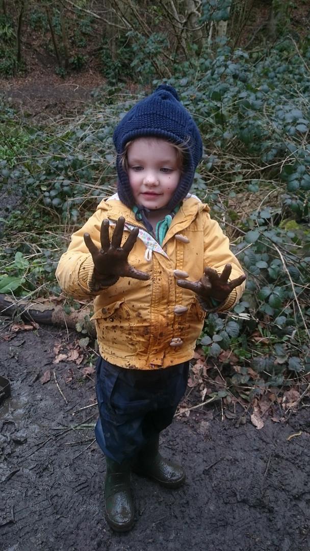 We love mud