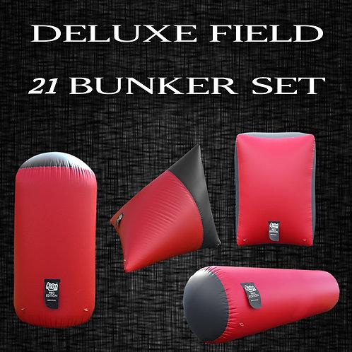 DELUXE FIELD : 21 Bunker Set