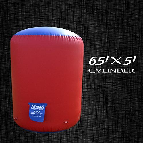 6.5' x 5' Wide Cylinder Bunker