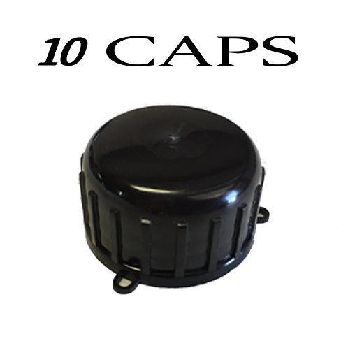 10 Caps
