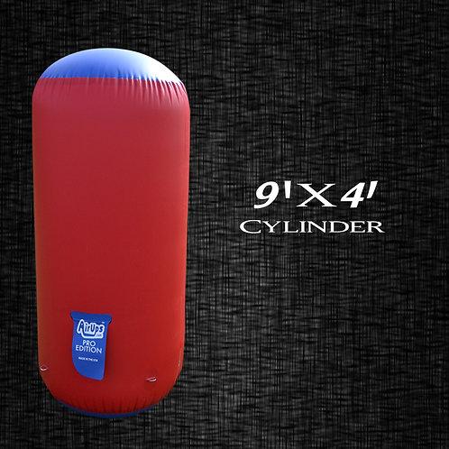 9' x 4' Cylinder Bunker
