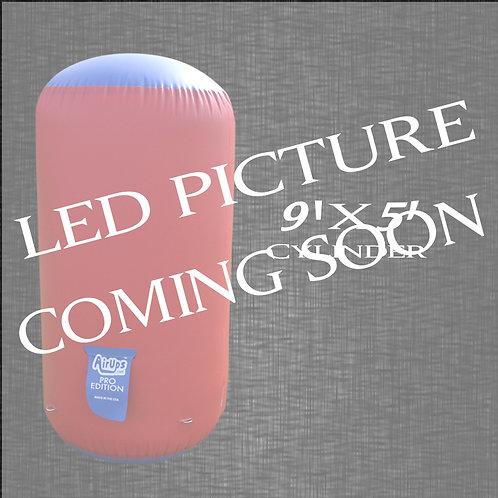 9'x5' Cylinder (LED)