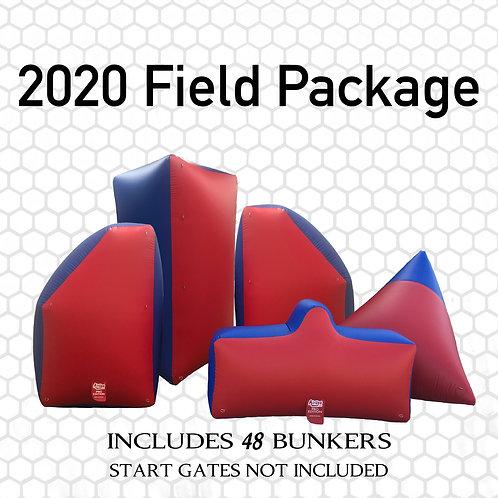 2020 Field Package - No Start Gates