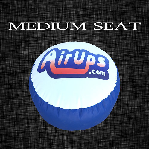 Medium Seat with Logo Option