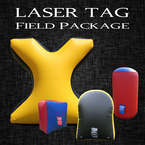 Full Laser Tag Field