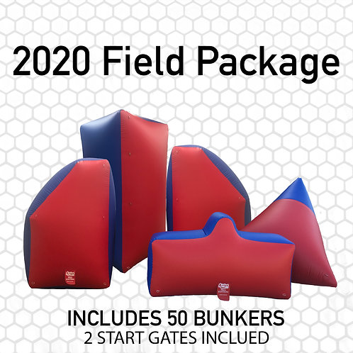 2020 Field Package - With Two Start Gates
