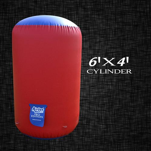 6'x4' Cylinder