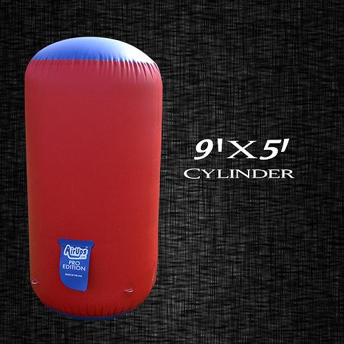 9' x 5' Cylinder Bunker