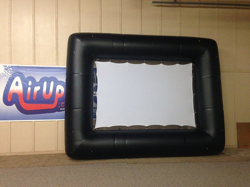 Inflatable 9' X 6' Movie Screen