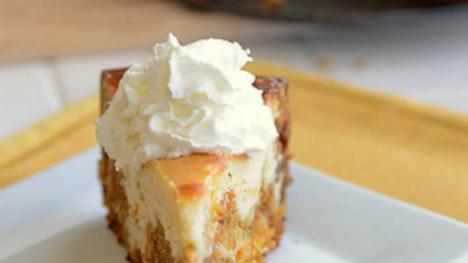 KETO Carrot_ Cheese Cake
