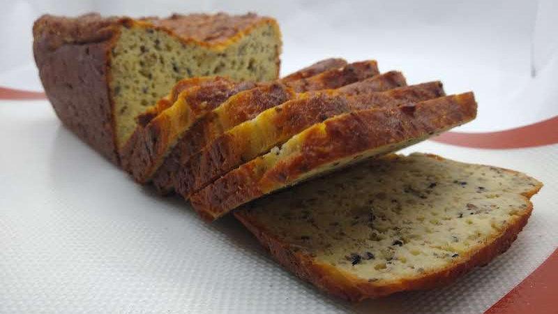 KETO 7 Seeds Bread Loaf