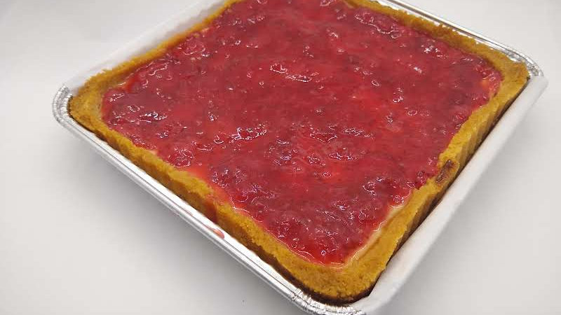 KETO Strawberry Cheese Cake