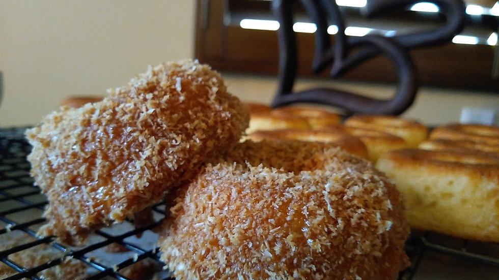 KETO Coconut_ Caramel Donuts
