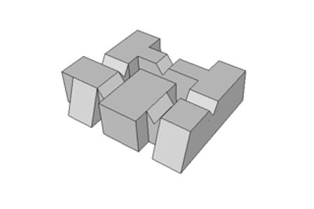 Piso Grama (m²)