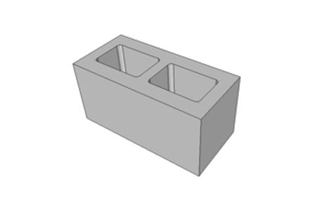 Bloco de Concreto 19 cm - 10,0 MPa