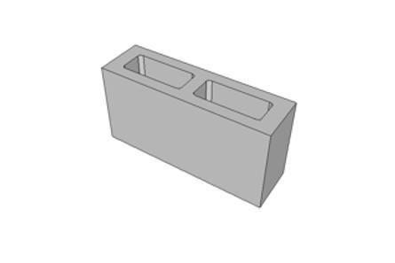 Bloco de Concreto 11,5 cm - 3,0 MPa
