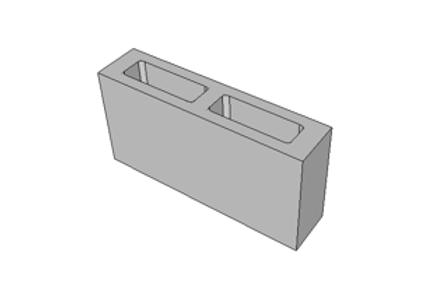 Bloco de Concreto 9 cm - 3,0 MPa