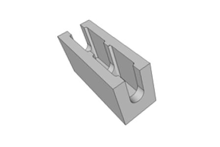 Canaleta de Concreto 14 cm