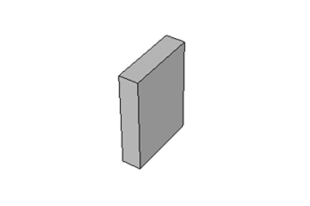 Pastilha de Concreto 04 cm