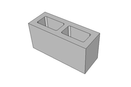 Bloco de Concreto 14 cm - 3,0 MPa