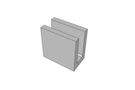 Meia Canaleta 11,5 cm - 3,0 MPa