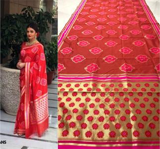 5084.Aishwarya-Rs.600(Banarasi Silk)