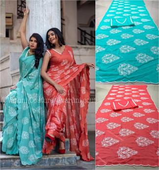 5082.Purvi-Rs.550(Rangoli Silk)[Heavy Chain Stitch Work]