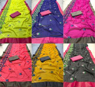 5076.Ujjawal-Rs.550(Moss Chiffon Silk)