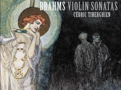 New release: Brahms Violin Sonatas