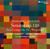 Johannes Brahms with Antoine Tamestit & Matthias Goerne