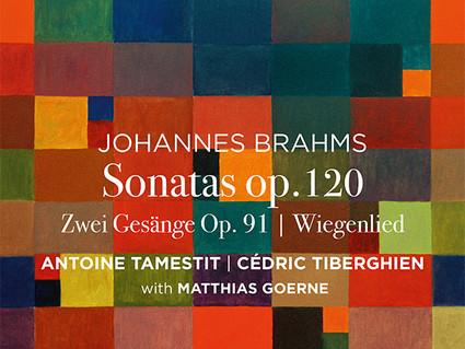 New release: Johannes Brahms