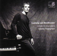 Beethoven - Tiberghien - Variations pour piano