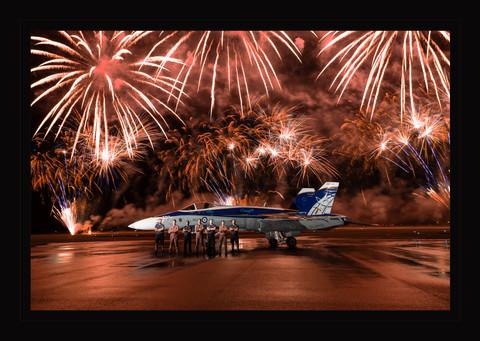 F18 Fireworks