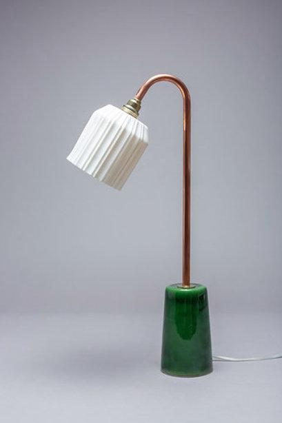 Lampe S1 Pied faïence