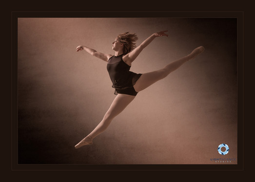High School Senior Dancer