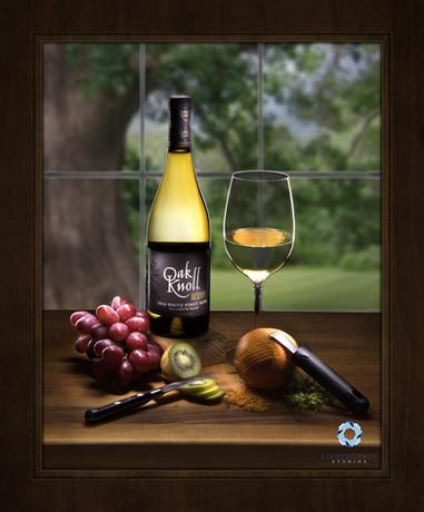 Oak knoll wine