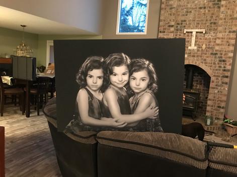 Traditional portraits