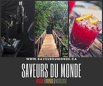 Pub. Facebook Saveurs du monde (reggae).