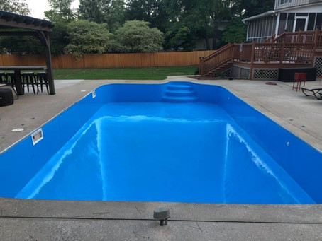 My Pool or Pool Steps Were Resurfaced. Now What?