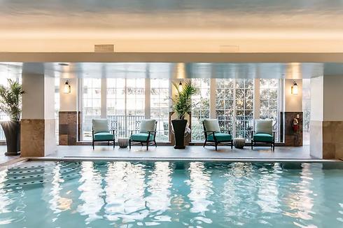 read house hotel pool